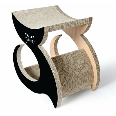 Purresque Ultra Premium Fashion Designer Lounger Cat Scratcher