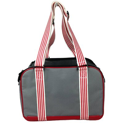 Candy Cane Fashion Pet Carrier