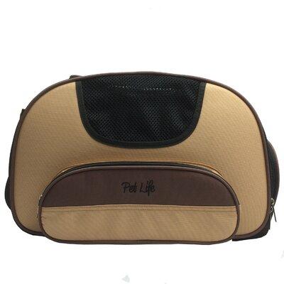 Pet Carrier Color: Brown