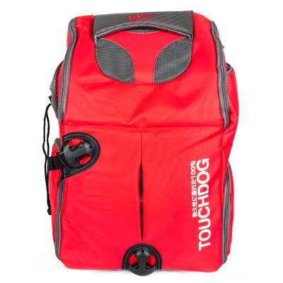 Pet Carrier Color: Red