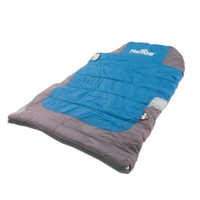 Trail-Barker Multi-Surface Travel Shark Technology Dog Bed Color: Blue