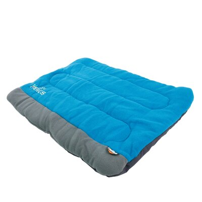 Combat-Terrain Outdoor Cordura-Nyco Travel Folding Dog Bed Size: Large (35.6 L x 25.6 W), Color: Blue