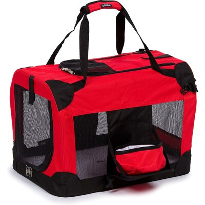 Alcester Deluxe 360� Vista View Pet Carrier Size: Large (23 H x 32 W x 23 L)
