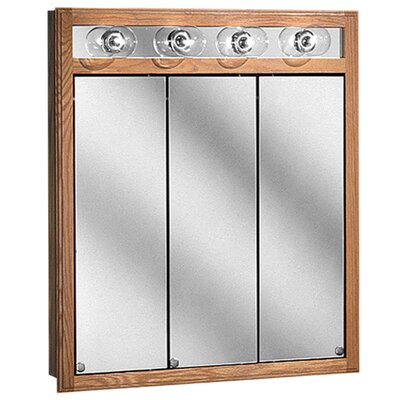 Bostonian Series 30 x 35.5 Recessed or Surface Mount Medicine Cabinet