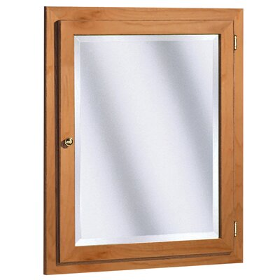 Salerno Series 24 x 30 Recessed or Surface Mount Medicine Cabinet