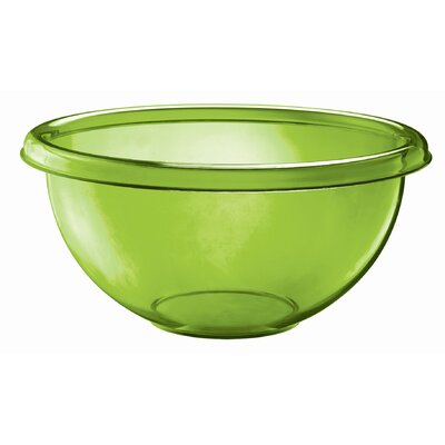 Happy Hour 5 Salad Bowl In Green (set Of 12)