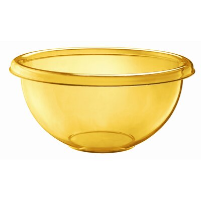 Happy Hour 6.9 Salad Bowl In Yellow (set Of 12)