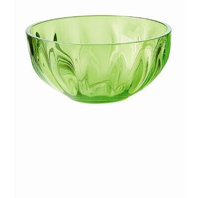 Aqua 6 Bowl In Green (set Of 2)