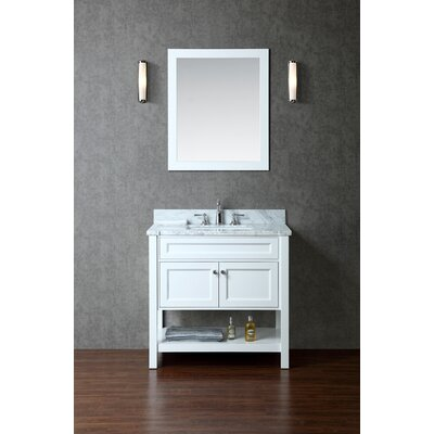 Givens 36 Single Bathroom Vanity Set