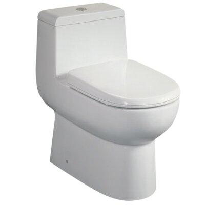 Platinum Camilla Dual Flush Elongated One-Piece Toilet