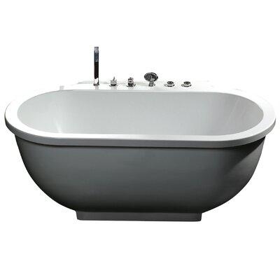 71 x 37 Whirlpool Bathtub