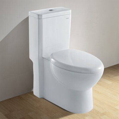 Royal 1.6 GPF Elongated One-Piece Toilet