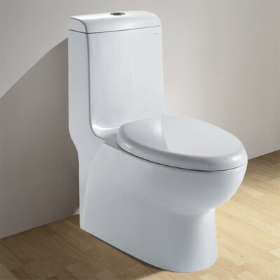 Royal Dual Flush Elongated One-Piece Toilet