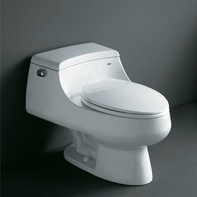 Royal Celeste 1.6 GPF Elongated One-Piece Toilet
