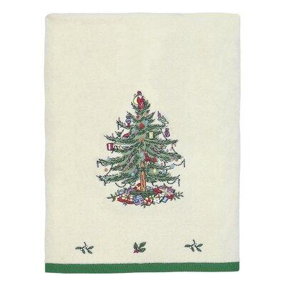 Spode Tree Printed Bath Towel 01523P1IVR