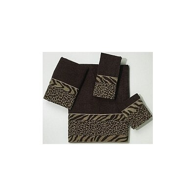 Cheshire Hand Towel Color: Java