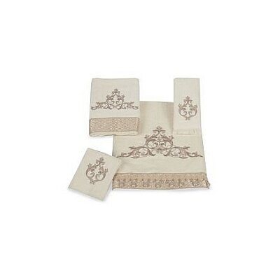 Monaco 4 Piece Towel Set