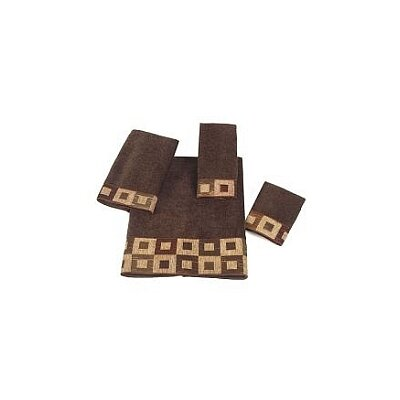 Precision Hand Towel Color: Mocha