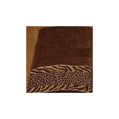 Cheshire Fingertip Towel Color: Mocha