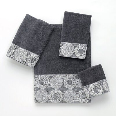 Galaxy Hand Towel Color: Granite