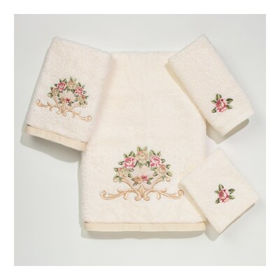 Premier Royal Rose Fingertip Towel