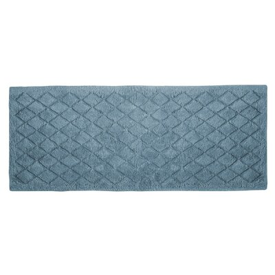 Splendor Solid Bath Rug Size: 1 H x 27 W x 45 D, Color: Mineral