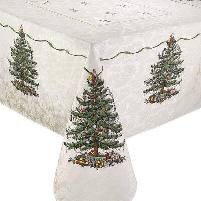 Spode Tree Tablecloth 41523-052SQ IVR