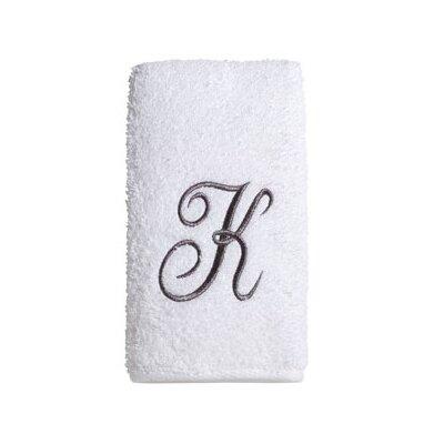 Premier Script Letter K 6 Piece Towel Set