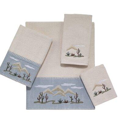 Cactus Landscape 4 Piece Towel Set