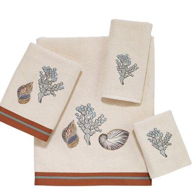 Seabreeze 4 Piece Towel Set