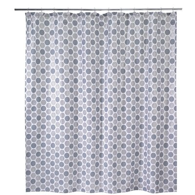 Dotted Circles Shower Curtain