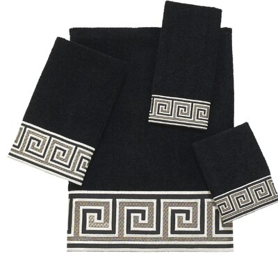 Eternity 4 Piece Towel Set