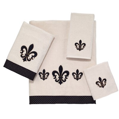 Luxembourg 4 Piece Towel Set