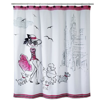 Jones Street Shower Curtain
