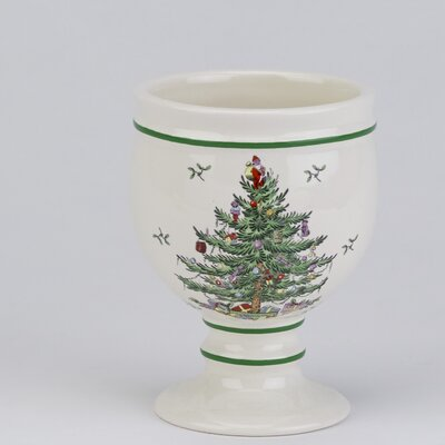 Spode Tree Tumbler and Toothbrush Holder 11523A IVR