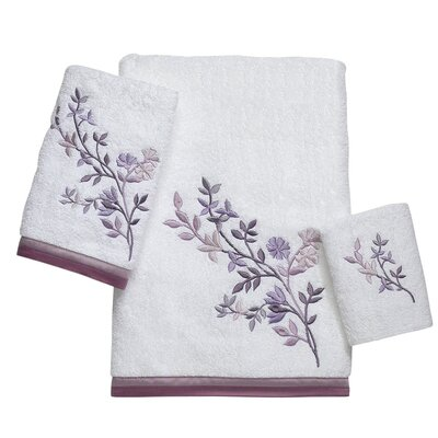 Premier Whisper 3 Piece Towel Set
