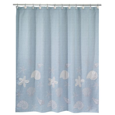 Castille Shells Shower Curtain