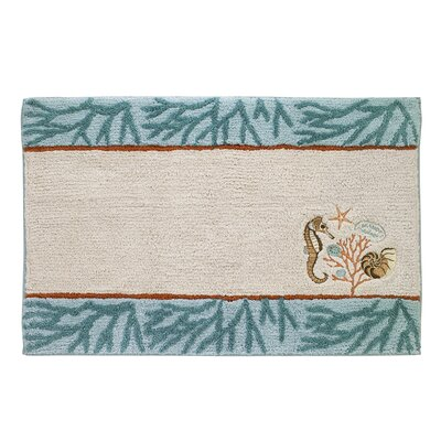 Seaside Vintage Bath Rug