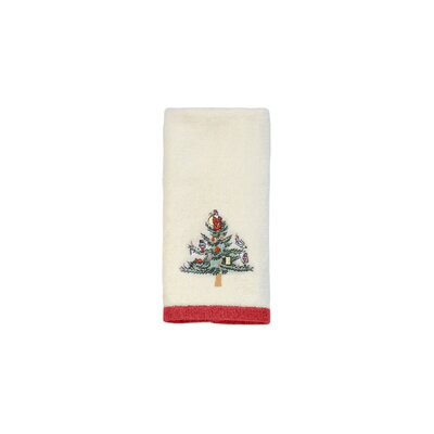 Tree Cotton Fingertip Towel