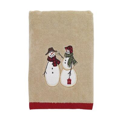 Jalles Snowmen Gathering Hand Towel