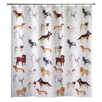 Cobb Cotton Shower Curtain
