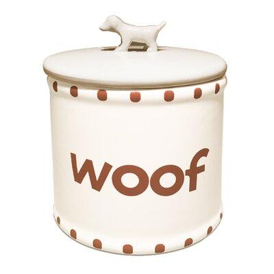 Dog Storage Jar