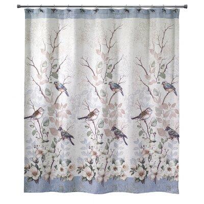 Guerriero Cotton Shower Curtain