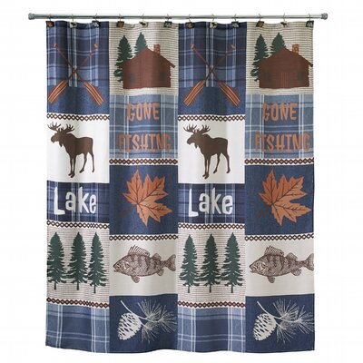 Lanesborough Cotton Shower Curtain