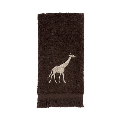 Animal Parade Fingertip Towel