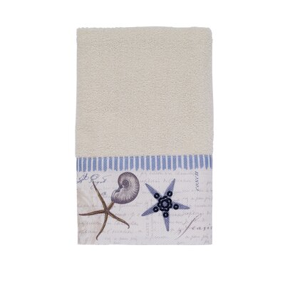 Antigua Hand Towel Color: Ivory