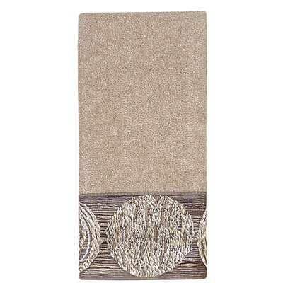 Galaxy Fingertip Towel Color: Linen