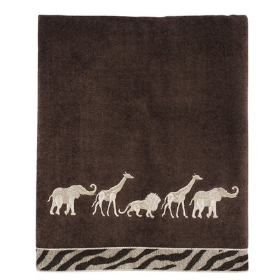 Animal Parade Bath Towel