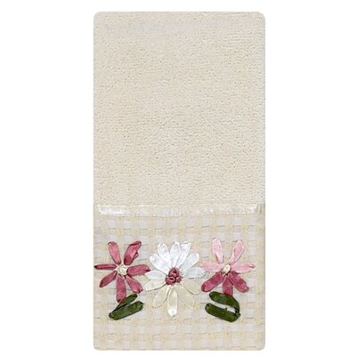 Blaze Emboidered Fingertip Towel