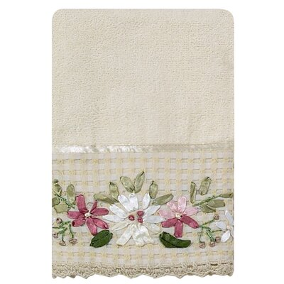 Blaze Emboidered Hand Towel